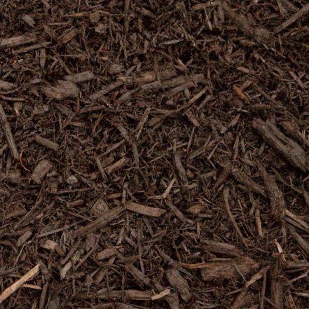 Premium Brown Hardwood Mulch