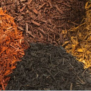 Colored Mulch Fletcher Rickard Landscape Supplies