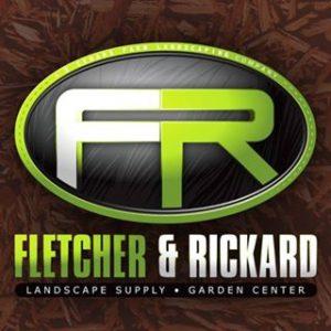 Fletcher Rickard Landscape Supplies Logo