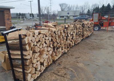 Face-cord Oak Firewood 2