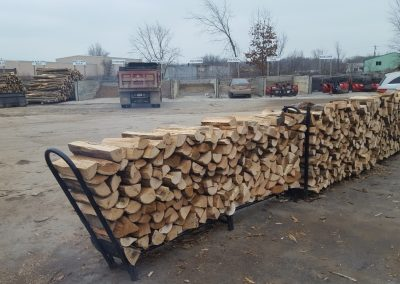 Face-cord Oak Firewood