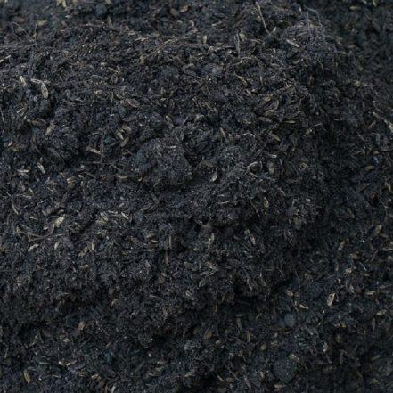 Premium Black Mulch