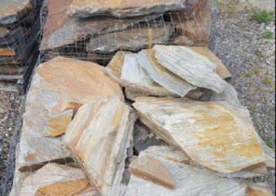 Fletcher Richard Landscape Supplies Yard Stones