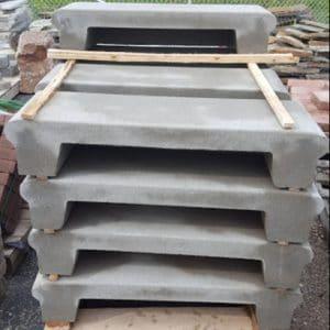 Fletcher Richard Landscape Supplies concrete steps